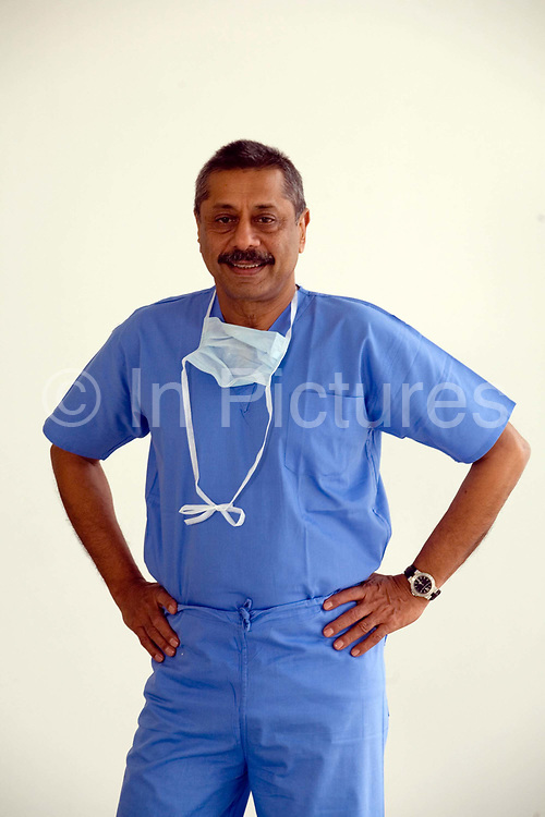 Dr. Naresh Trehan is a celebrated Indian surgeon and medical administrator who since 1991 has served as personal surgeon to the President of India. Trehan is the Chairman and Managing Director of Medanta responsible for designing and building the state of the art Medicity in Gurgaon, India.<br /> <br /> The Medicity, Gurgaon is India's most technologically advanced multi disciplinary hospital. Founded by India's leading cardiac surgeon, Dr Naresh Trehan, it will when completed also contain a medical school and 1600 beds with over 48 operating theatres.