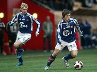 Fotball , 31. januar 2007 , Treningskamp , Viking - Ham-Kam Milan Ivana , Viking