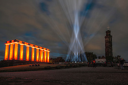 Pictured: My Light Shines On - Edinburgh  - 070820<br /> <br /> Dave Cullen; EEm 7 Auguust 2020