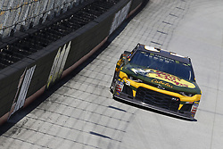 April 13, 2018 - Bristol, Tennessee, United States of America - April 13, 2018 - Bristol, Tennessee, USA: Ryan Newman (31) bring his racecar down the backstretch during opening practice for the Food City 500 at Bristol Motor Speedway in Bristol, Tennessee. (Credit Image: © Chris Owens Asp Inc/ASP via ZUMA Wire)