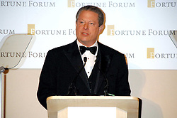 AL GORE at the 2nd Fortune Forum Summit and Gala Dinner held at the Royal Courts of Justice, The Strand, London on 30th November 2007.<br /><br />NON EXCLUSIVE - WORLD RIGHTS