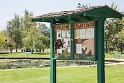 Ralph B. Clark Regional Park in Buena Park