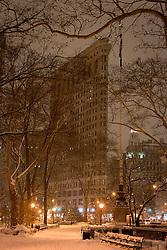 Flatiron Building , Manhattan