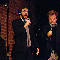 Schtick or Treat - November 1, 2011 - Bowery Poetry Club - Reid Faylor, Andrew Short