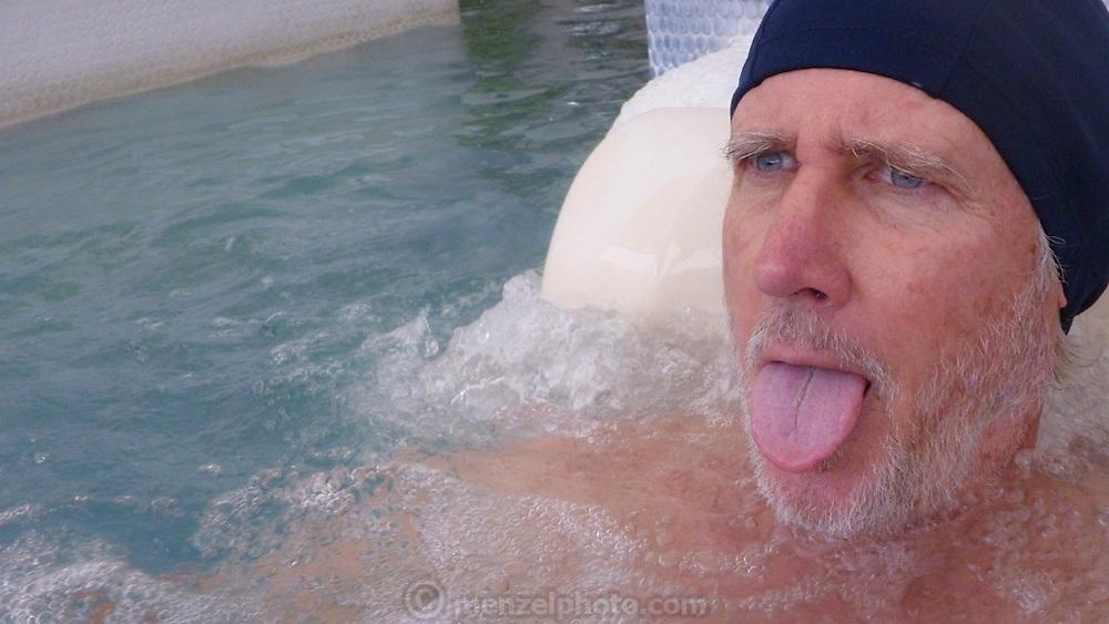 Hot springs resort in Teitung, Taiwan.