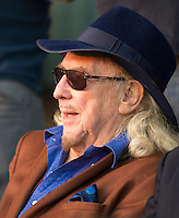 Owen Oyston, majority owner of Blackpool football club, attends the game<br /> <br /> Photographer Craig Mercer/CameraSport<br /> <br /> Football - The EFL Sky Bet League Two - Barnet v Blackpool - Tuesday 16th August 2016 - The Hive Stadium - London<br /> <br /> World Copyright © 2016 CameraSport. All rights reserved. 43 Linden Ave. Countesthorpe. Leicester. England. LE8 5PG - Tel: +44 (0) 116 277 4147 - admin@camerasport.com - www.camerasport.com
