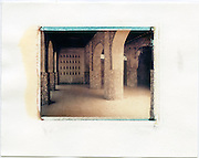 Restoration of traditional building, Lamu, Kenya<br /> Image size 4x5, Matted 12x10 Edition of 25 <br /> Archival Pigment Print