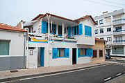 Guest House at Furadouro beach, Ovar, a small municipality on the Atlantic ocean coast, Portugal