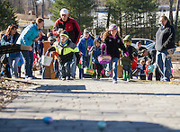 Weirs Beach Community Center Easter Egg Hunt with Laconia Parks and Rec.   Karen Bobotas for the Laconia Daily Sun