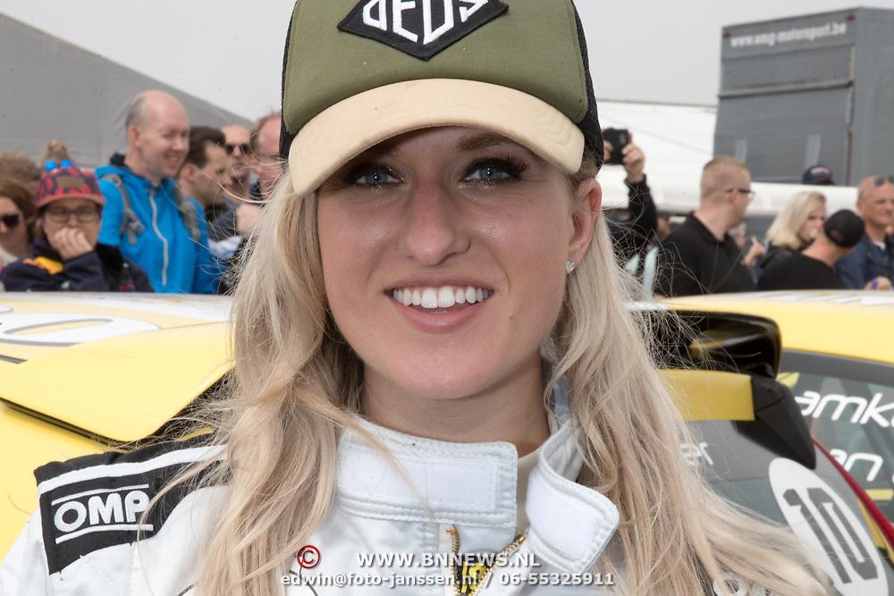 NLD/Zandvoort/20180520 - Jumbo Race dagen 2018, Britt Dekker