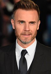 """Gary Barlow, """"Eddie The Eagle"""" - European Premiere, Odeon Leicester Square, London  17.03.16. EXPA Pictures © 2016, PhotoCredit: EXPA/ Photoshot/ Michael Melia<br /> <br /> *****ATTENTION - for AUT, SLO, CRO, SRB, BIH, MAZ, SUI only*****"""