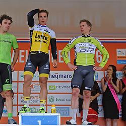 25-06-2016: Wielrennen: wegrit elite mannen: Goeree Overflakee<br /> Brouwersdam (NED) wielrennen.