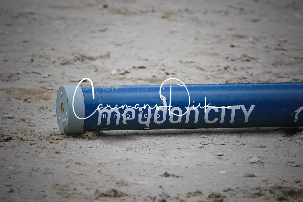 Meydan City fence<br /> CHIO Rotterdam 2009<br /> Photo © Dirk Caremans$