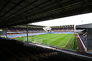 a General view inside the Turf Moor stadium before the game. Skybet football league Championship match, Burnley v Ipswich Town at Turf Moor in Burnley, Lancs on Saturday 2nd January 2016.<br /> pic by Chris Stading, Andrew Orchard sports photography.