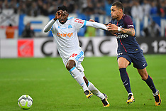 Olympique de Marseille (OM) v Paris Saint-Germain (PSG) - 22 October 2017