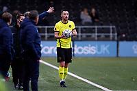Jordan Keane. Bromley FC 0-2 Stockport County. Vanarama National League. Hayes Lane. 5.12.20