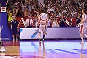 DESCRIZIONE : Reggio Emilia Lega A 2014-15 Semifinale Gara 6 Grissin Bon Reggio Emilia - Umana Venezia <br /> GIOCATORE : Ojars Silins Achille Polonara <br /> CATEGORIA : esultanza mani curiosita post game postgame <br /> SQUADRA : Grissin Bon Reggio Emilia<br /> EVENTO : Campionato Lega A 2014-2015 <br /> GARA : Semifinale Gara 6 Grissin Bon Reggio Emilia - Umana Venezia<br /> DATA : 09/06/2015<br /> SPORT : Pallacanestro <br /> AUTORE : Agenzia Ciamillo-Castoria/GiulioCiamillo<br /> Galleria : Lega Basket A 2014-2015  <br /> Fotonotizia : Reggio Emilia Lega A 2014-15 Semifinale Gara 6 Grissin Bon Reggio Emilia - Umana Venezia