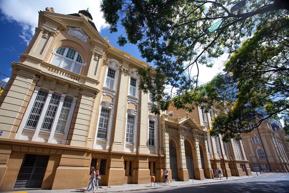Porto Alegre_RS, Brasil.<br /> <br /> Centro historico de Porto Alegre, Rio Grande do Sul.<br /> <br /> Porto Alegre historical center in Rio Grande do Sul.<br /> <br /> Foto: JOAO MARCOS ROSA / NITRO