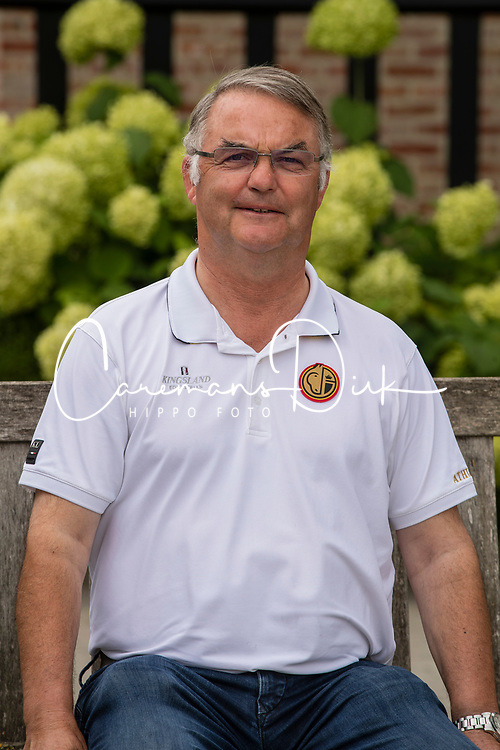 Weinberg Peter, GER, chef d'equipe <br /> Team Belgium Jumping 2019<br /> © Hippo Foto - Dirk Caremans<br /> 06/08/2019
