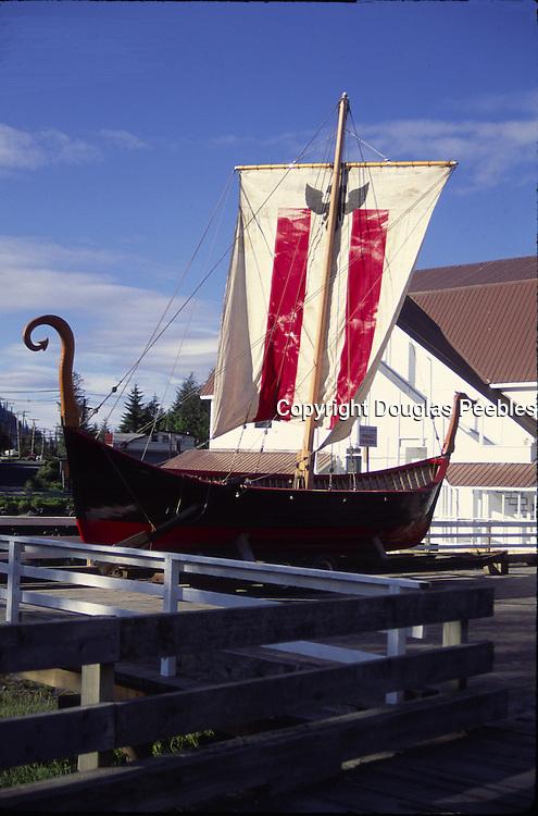 Scandanavian ship, Petersburg, Alaska<br />