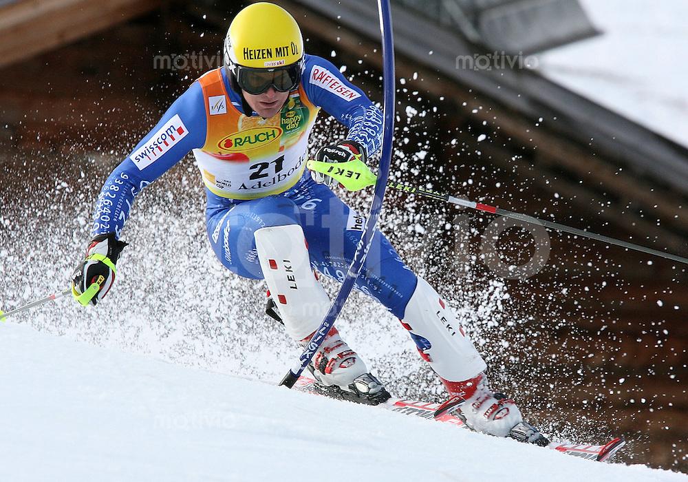 Ski Alpin; Saison 2006/2007  41. Weltcup Slalom Herren Daniel Albrecht (SUI)