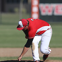 Leland vs Westmont in a BVAL Baseball Game at Westmont High School, Campbell CA on 4/28/16. (Photograph by Bill Gerth (williamgerth.com))