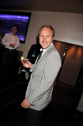 SIMON MILLS at a party to celebrate the new Stephen Webster store on Mount Street, London W1 followed by a dinner at Maddox, Mill Street, London on 24th June 2009.