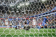 Philippe Coutinho of Brazil scores the 1-0 goal during the 2018 FIFA World Cup Russia, Group E football match between Brazil and Costa Rica on June 22, 2018 at Saint Petersburg Stadium in Saint Petersburg, Russia - Photo Thiago Bernardes / FramePhoto / ProSportsImages / DPPI