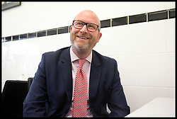 May 20, 2017 - London, London, United Kingdom - Image ©Licensed to i-Images Picture Agency. 20/05/2017. London, United Kingdom. Paul Nuttall campaigning in East London. ..Paul Nuttall having lunch in Pie ''N'' Mash in Elm Park, East London. UKIP leader Paul Nuttall visits Elm Park, East London, as campaigning continues in the build up to the general election on 8 June 2017...Picture by Dinendra Haria / i-Images (Credit Image: © Dinendra Haria/i-Images via ZUMA Press)