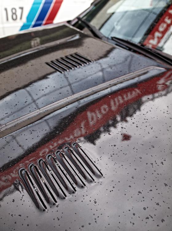 Race days - Nissan 350Z bonnet