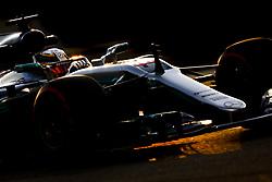 November 24, 2017 - Abu Dhabi, United Arab Emirates - Motorsports: FIA Formula One World Championship 2017, Grand Prix of Abu Dhabi, ..#44 Lewis Hamilton (GBR, Mercedes AMG Petronas F1 Team) (Credit Image: © Hoch Zwei via ZUMA Wire)