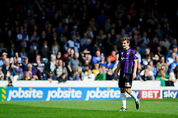 Tom Lockyer (ENG) of Bristol Rovers looks dejected as Portsmouth score a second goal - Photo mandatory by-line: Rogan Thomson/JMP - 07966 386802 - 19/04/2014 - SPORT - FOOTBALL - Fratton Park, Portsmouth - Portsmouth FC v Bristol Rovers - Sky Bet Football League 2.