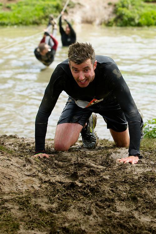 Tough Mudder - May 2012 - Northamptonshire - Warren Pole