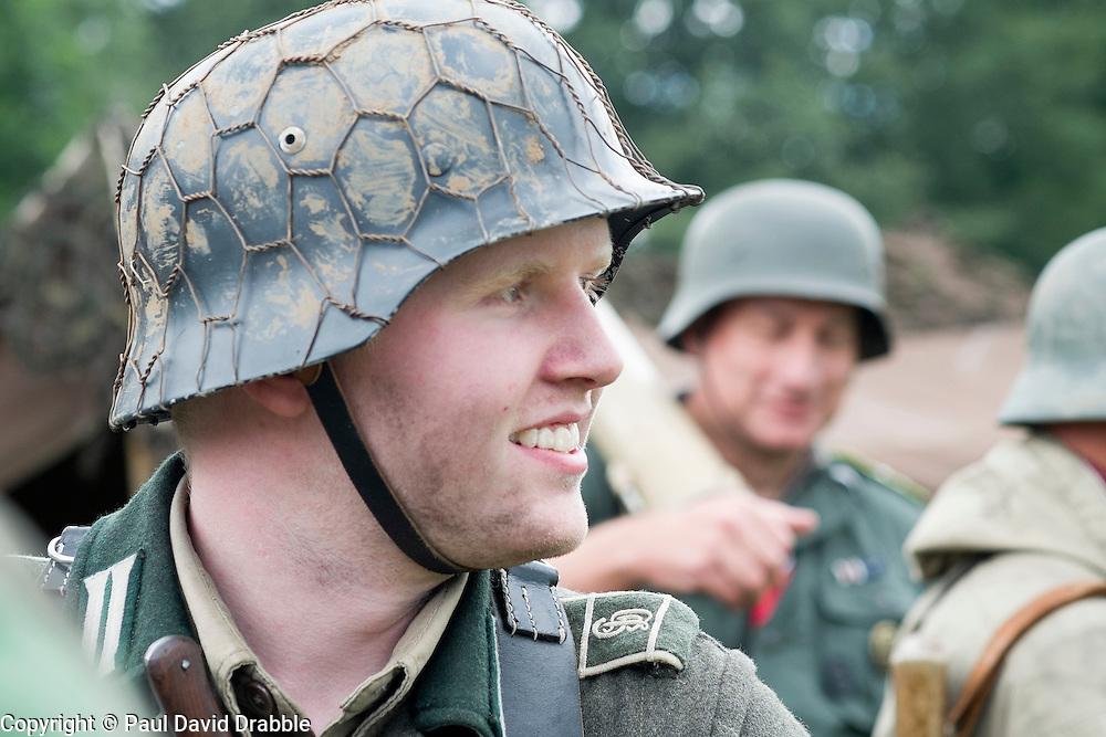 Hull Veterans Weekend Dan<br /> <br /> 25-26 July 2015<br />  Image © Paul David Drabble <br />  www.pauldaviddrabble.co.uk