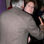 NLD/Naarden/20081006 - Boekpresentatie Catherine & Friends, Andries Knevel en Catherine Keyl