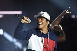 Bruno Mars bei Verleihung der MTV Europe Music Awards in Rotterdam / 061116 <br /> <br /> *** The show during the MTV Europe Music Awards in Rotterdam, Netherlands, November 06, 2016 ***