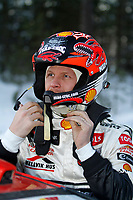 MOTORSPORT - WRC 2010 - RALLY SWEDEN - KARLSTAD (SWE) - 11 to 14/02/2010 - PHOTO : FRANCOIS BAUDIN / DPPI<br /> PETTER SOLBERG (NOR) - PETTER SOLBERG WRT - CITROEN C4 WRC - AMBIANCE PORTRAIT
