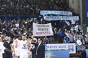 DESCRIZIONE : Cremona Lega A 2014-2015 Vanoli Cremona Giorgio Tesi Group Pistoia<br /> GIOCATORE : Tifosi Supporters<br /> SQUADRA : Vanoli Cremona<br /> EVENTO : Campionato Lega A 2014-2015<br /> GARA : Vanoli Cremona Giorgio Tesi Group Pistoia<br /> DATA : 08/02/2015<br /> CATEGORIA : Tifosi Supporters<br /> SPORT : Pallacanestro<br /> AUTORE : Agenzia Ciamillo-Castoria/F.Zovadelli<br /> GALLERIA : Lega Basket A 2014-2015<br /> FOTONOTIZIA : Cremona Campionato Italiano Lega A 2014-15 Vanoli Cremona Giorgio Tesi Group Pistoia<br /> PREDEFINITA : <br /> F Zovadelli/Ciamillo