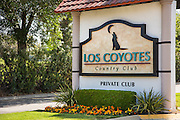 Los Coyotes Country Club Buena Park