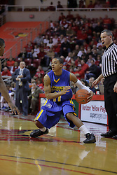 20 February 2010: Terrance Hill. The Redbirds of Illinois State bust the Eagles of Morehead State in an ESPN Bracketbuster game 71-62 on Doug Collins Court inside Redbird Arena at Normal Illinois.