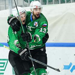 20210417: SLO, Ice Hockey - AHL League 2020/21, Semifinals, HK SZ Ollimpija vs EHC Lustenau