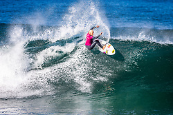 Tatiana Weston-Web (BRA) advanced directly to Round 3 of the 2018 Roxy Pro France after winning Heat 5 of Round 1 in Hossegor, France.