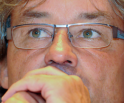 "07.09.2011, Hilton, Wien, AUT, Pressekonferenz OEFB, im Bild Dietmar ""Didi"" Constantini bleibt Teamchef bis Dezember // during the OEFB Press Conference, at Hilton, Vienna, 2011-09-07, EXPA Pictures © 2011, PhotoCredit: EXPA/ M. Gruber"