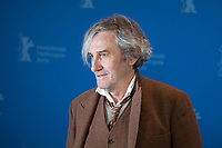 Director and screenwriter Philippe Garrel at the photocall for the film The Salt of Tears (Le Sel des Larmes) at the 70th Berlinale International Film Festival, on Saturday 22nd February 2020, Hotel Grand Hyatt, Berlin, Germany. Photo credit: Doreen Kennedy