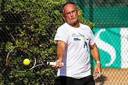 Beno Rupert – Benč at Day 10 of ATP Challenger Zavarovalnica Sava Slovenia Open 2019, on August 18, 2019 in Sports centre, Portoroz/Portorose, Slovenia. Photo by Vid Ponikvar / Sportida