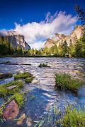 Gates of the Valley, Yosemite National Park, California