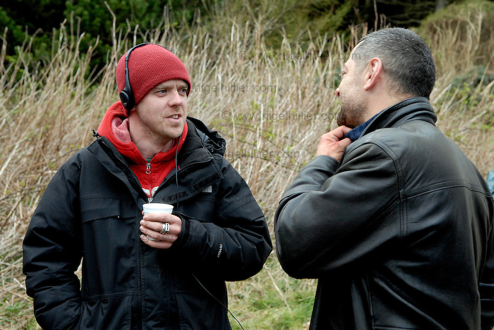 Paul Andrew Williams and Andy Serkis, The Cottage