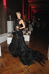 AGYNESS DEYN at the British Fashion Awards 2007 held at the Royal Horticultural Halls, Vincent Square, London on 28th November 2007.<br />