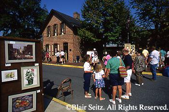 PA Historic Places, Mechanicsburg Train Station, Mechanicsburg, PA Historic Days