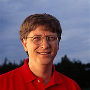 Co-founder of Microsoft and world's richest man.